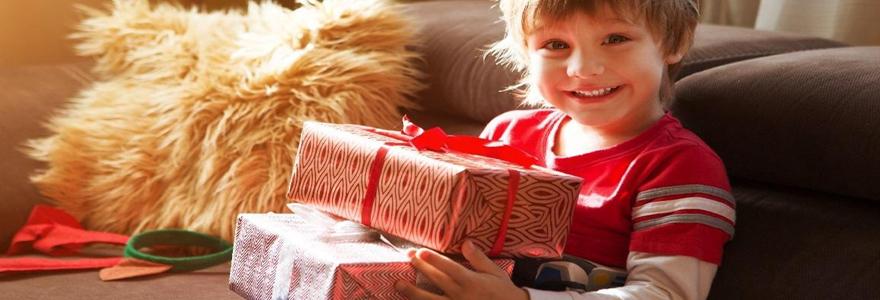 cadeaux ludique et sympa pour un enfant