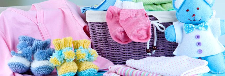 Vêtements des bébés