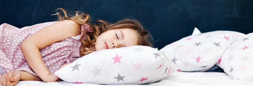 Bien choisir un oreiller pour son enfant